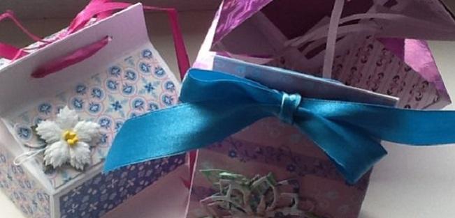 creatief met papier caleidoz