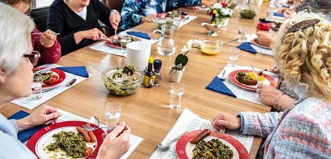 Open tafel Caleidoz